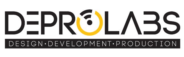 Deprolabs Tehnology logo wide