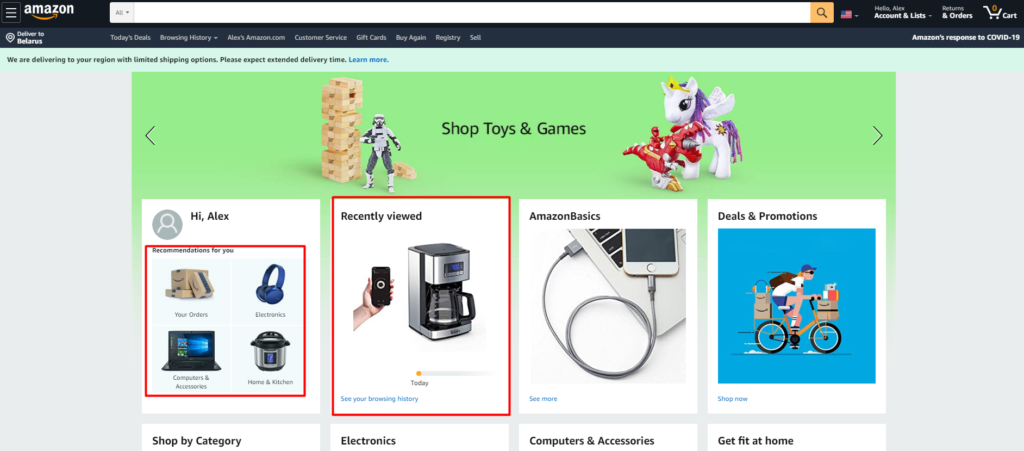 e-commerce iot retail